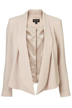 PAYDAY TREAT :) SEAM FRONT WATERFALL JACKET    Price: £60.00