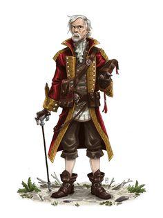 Historia Arcanist by mscorley on DeviantArt