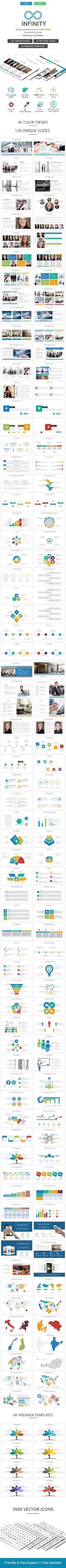 Infinity Google Slides  #Presentation Template - #Google #Slides Presentation #Templates Download here: https://graphicriver.net/item/infinity-google-slides-presentation-template/16429229?ref=alena994