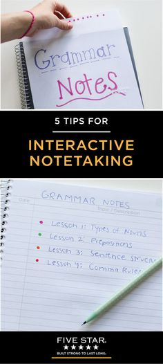 Why I Love Interactive Notebooks in My Classroom Back To School List, Middle School, Teacher Boards, Back To School Essentials, Teaching Techniques, Study Skills, Study Tips, Learning Styles, School Motivation