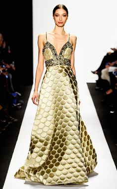 Dennis Basso from Best Looks at New York Fashion Week Fall 2015