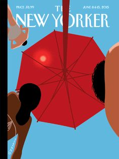 New Yorker Cover – Christoph Niemann