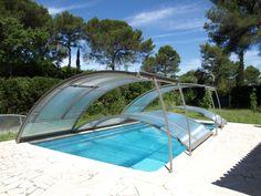 Cubiertas de piscina: prepara tu piscina para el otoño #hogarhabitissimo #cubierta