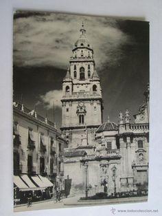 Postales: TORRE CATEDRAL MURCIA FOTO - Foto 1 - 43354073