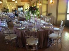 #Decorados de #mesas para #bodas en Sevilla