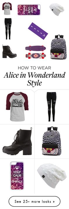 """KEEPING UP WITH THE TRENDS #6"" by candygirl156 on Polyvore featuring Vans, Miss Selfridge, Charlotte Russe and CellPowerCases"