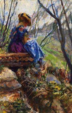 Ferdinand Max Bredt(1868-1921)