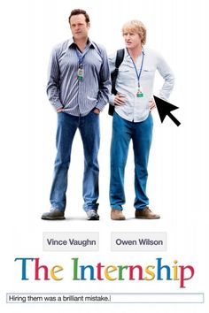 The Internship -Watch The Internship FULL MOVIE HD Free Online - Movie Streaming The Internship full-Movie Online HD. & Movie by TSG Entertainment, Regency Enterprises, Wild West Picture Show Productions, 21 Laps Entertainment movie posters Free Online Movie Streaming, Watch Free Movies Online, Streaming Movies, The Internship, Vince Vaughn, Owen Wilson, Online S, English Movies, Comedy Movies