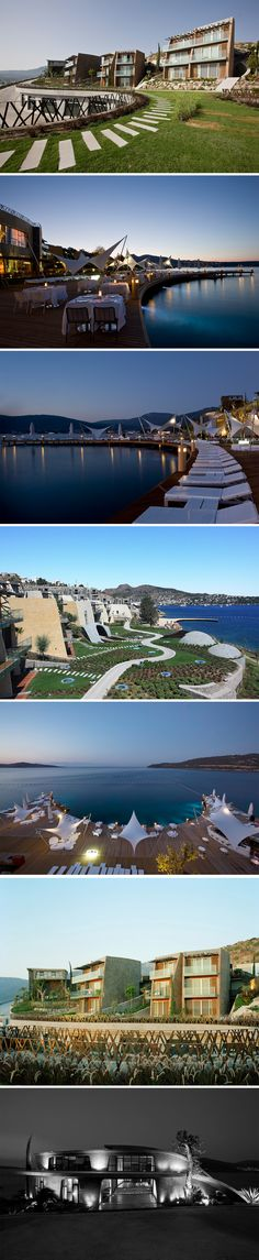 The KUUM Hotel and residences are the first to bring an innovative concept for the boutique lifestyle and resorts to the Bodrum area. Resorts, Innovation, Spa, Concept, Boutique, Lifestyle, Architecture, Ideas, Arquitetura
