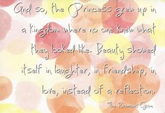 And so, the Princess grew up in a kingdom where no one knew what they looked like. Beauty showed itself in laughter, in friendship, in love, instead of a reflection. THE RAVENOUS GOWN by Steffani Raff #truebeauty #fairytale #books #amreading