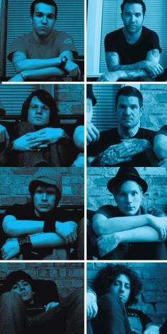 Fall Out Boy-seasons change,but people don't. I basically grew up with these guys. Such a big part of my life.