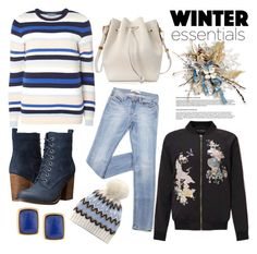 """""""Winter Wear"""" by hastypudding ❤ liked on Polyvore featuring Dorothy Perkins, Miss Selfridge, Steve Madden, Lands' End, Sophie Hulme, NAKAMOL, contest, fashionset and winterwear"""