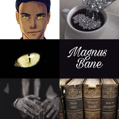 Glitter, Magnus Bane, Shadowhunters,  cat eyes, rings, magic, book.