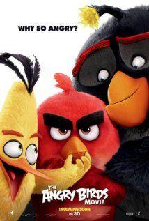 La película ANGRY BIRDS