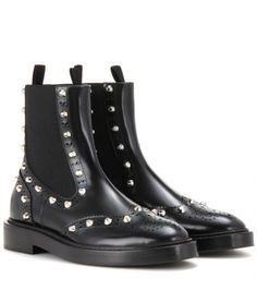 Ankle Boots Aus Leder Damen Boots, Stiefel, Boote, Leder, Schwarze Chelsea  Stiefeletten d86ff66448