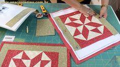 Patchwork Sem Segredos Aula 25: Bloco Triângulos (Parte 2)