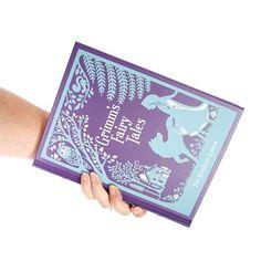 Grimms Fairy Book Clutch