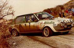 Fiat Ritmo 75 gr2 Eklund Sylvan Montecarlo 1979