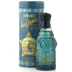 Versace Blue Jeans Pour Homme Fragrance EDP SP 75ml | Buy Men's Fragrances