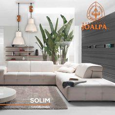 Colección SOLIM, un toque de modernidad y elegancia para tu salón. Distinción artesanal al alcance de todos, #ColorsByJoalpa