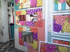 Baraka Cuadros Arte Country, Female Art, Creative Art, Woman Art, Abstract, Drawings, Frame, Pretty, Art Ideas