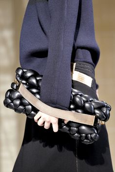 Balenciaga always comes out with conservative items but edgy enough to stand out just right :) Luv it!