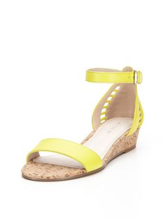Leigh Wedge Sandal by Wythe NY at Gilt