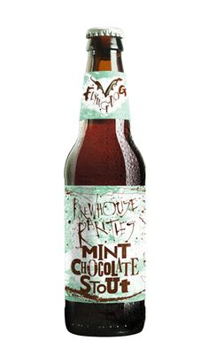 Mint Chocolate Stout | Flying Dog Brewery of Maryland 5.7%