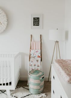 Ella's Colorful Boho Nursery - Project Nursery