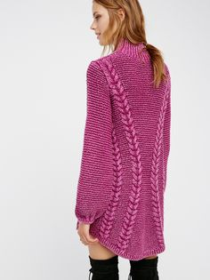 Back To Back Sweater Mini at Free People Clothing Boutique
