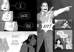 Image result for halse speak graphic novel