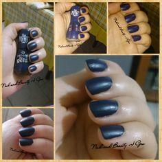 Blu matt