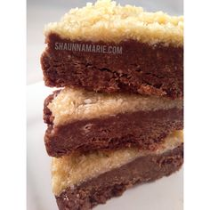 SHAUNNA.MARIE - German Chocolate Protein Cake Batter
