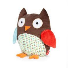Treetop Friends Plush Owl