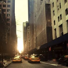 Into the light #midtown #nyc #iphone