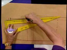 Hermenegildo Zampar - Bienvenidas TV - Repasamos la moldería de un pantalón