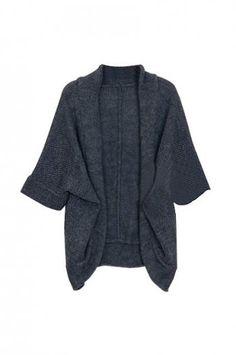 bat-wing sweater from Romwe