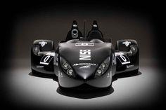 Nissan DeltaWing race car