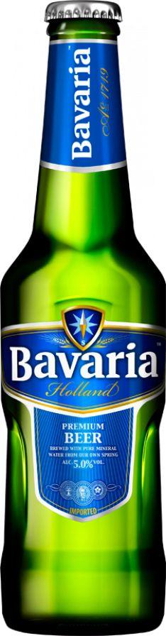 Bavaria Beer. Holland