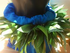 Ti leaf hip belt