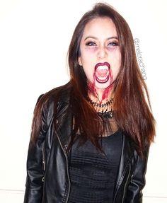 #vampire #vampiremakeup #vamp #halloween #halloweenmakeup #halloweenlooks