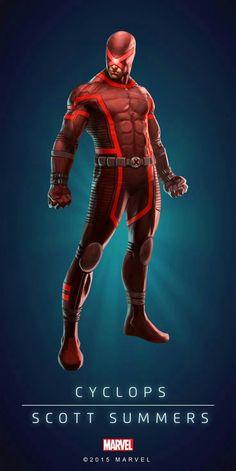 Cyclops Scott Summers