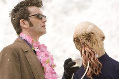 Doctor Who - avec un ood