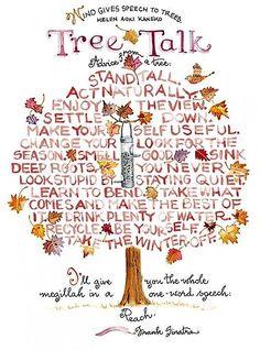 Tree Talk - Susan Branch