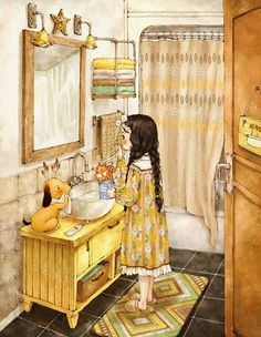 321 images about The Diary Of A Forest Girl on We Heart It Forest Girl, Illustrations, Children's Book Illustration, Whimsical Art, Anime Art Girl, Cute Wallpapers, Cute Drawings, Cute Art, Images