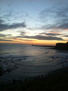 Tynemouth king eddies beach 8.00 am 11 January 2014