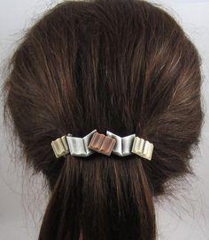 Boeken Frans Barrette 80mm-boek minnaar cadeau - Hair accessoires - Hair Clips - leraar Gift