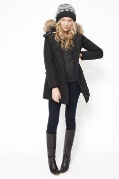 Woolrich Artic Parka..for sure the warmest coat