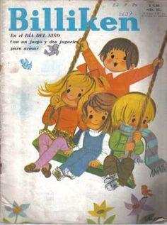 Revista / Billiken / N° 2637 / Año 1970 / En El Dia Del Niño