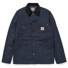 Carhartt WIP Chore Coat http://shop.carhartt-wip.com:80/gb/men/jackets/I015261/chore-coat
